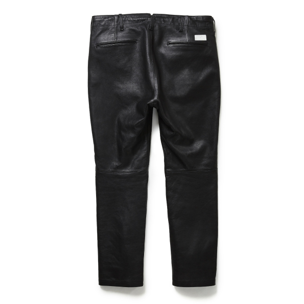 Relaxin' Leather Trouser